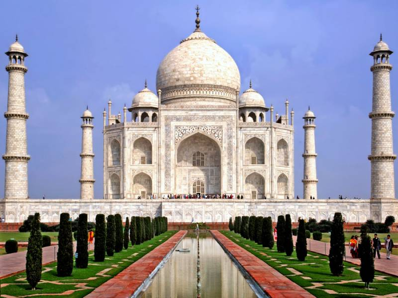 Golden Triangle Tour By Car Tour
