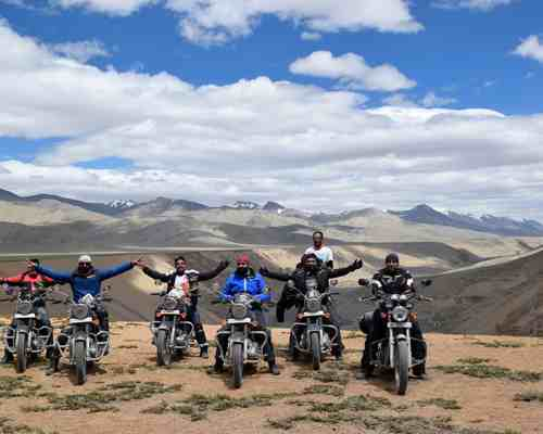 Trans Himalayan Bike Safari Tour