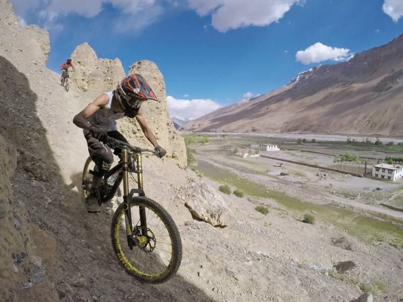 Spiti Valley Cycling Tour