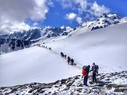 Sar Pass Trek Tour 6 Days