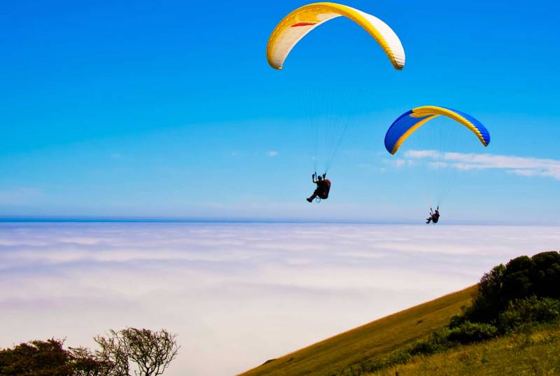 Kunjapuri – Uttarakhand Paragliding Tour