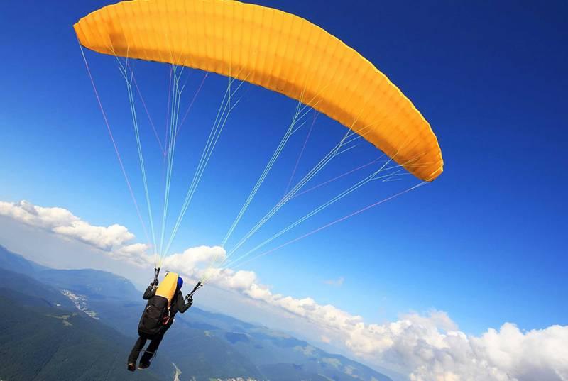 Shillong – Meghalaya Paragliding Tour