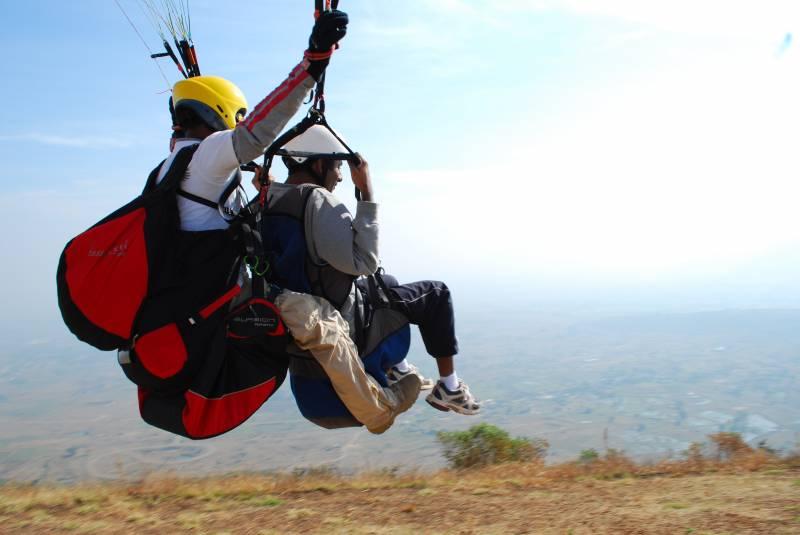 Vagamon – Kerala Paragliding Tour