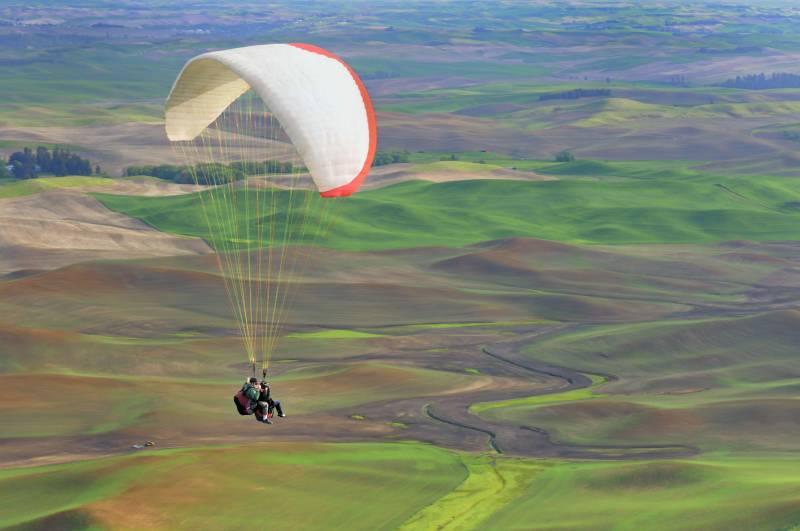 Purandar – Maharashtra Paragliding Package