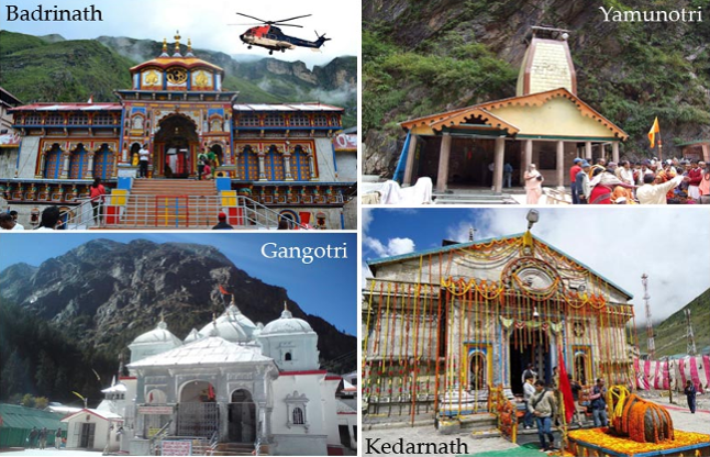 08 Night 09 Days Char Dham Yatra 2019 Tour