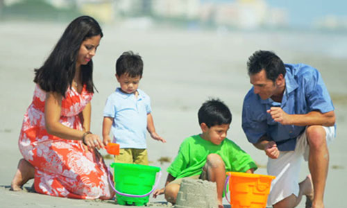 Family Packages 7 Days 6 Nights