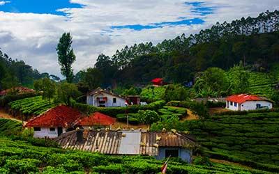 Enchanting Kerala Tour Package  10 Days