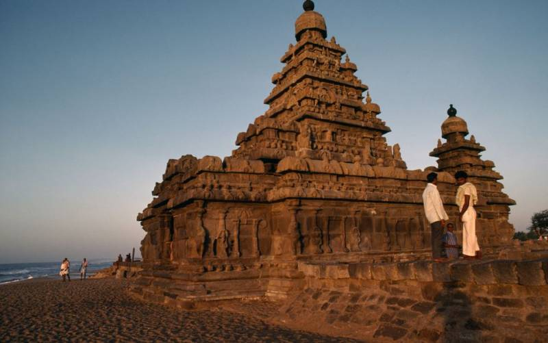 Chennai - Kanchipuram - Mahabalipuram - Pondicherry - Thanjavur - Trichy - Port Blair Tour