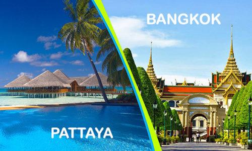 Book Unwind At Bangkok and Pattaya Tour - 6 Nights / 7