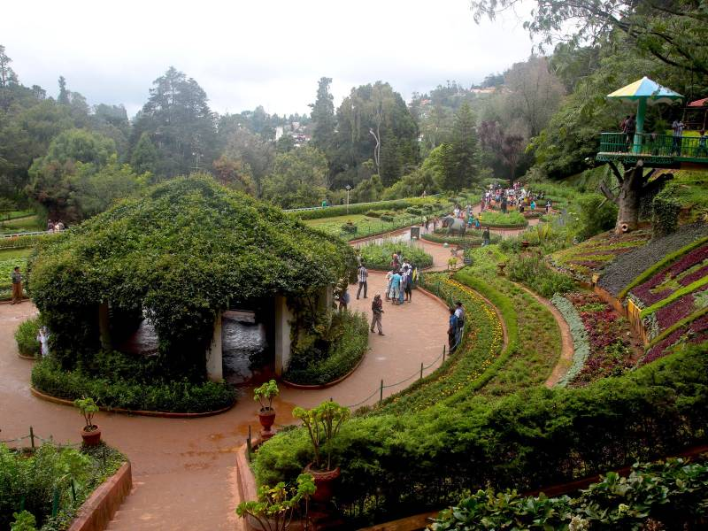 Banglore Mysore Ooty Kodai Tour Package