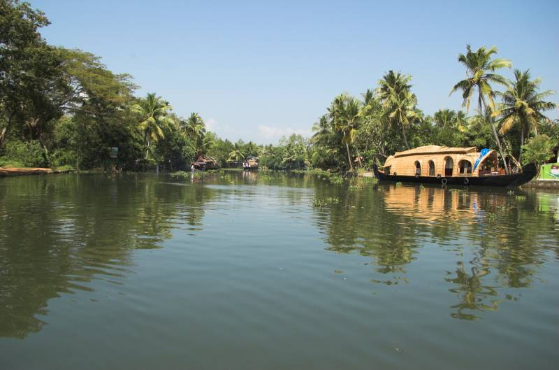Kerala with Kanyakumari 7 Days Tour