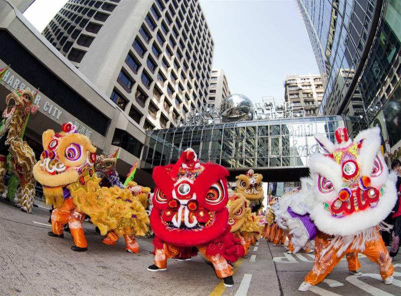Hongkong 05days Tour