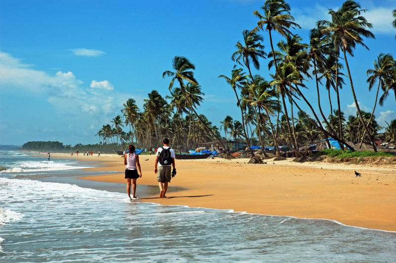 Explore Goa 4 Days  Tour