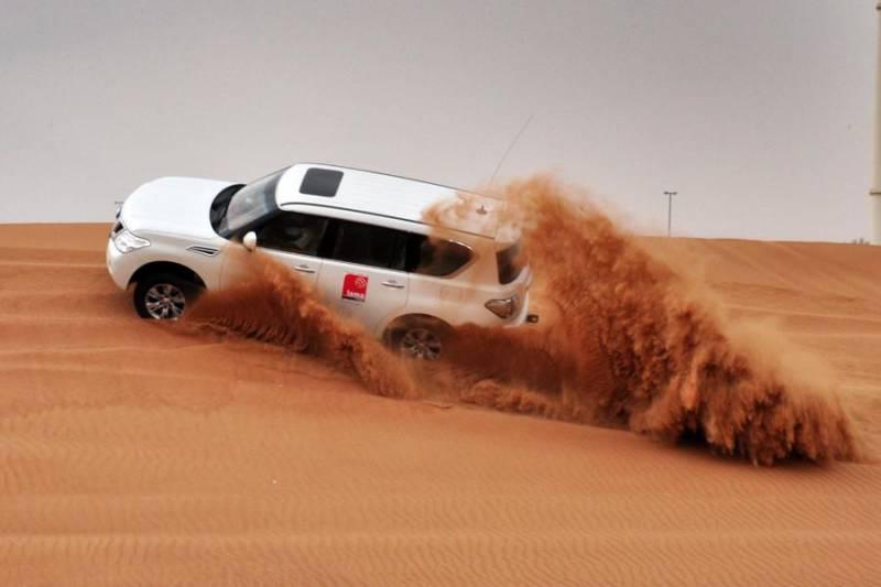 Desert Safari Tour