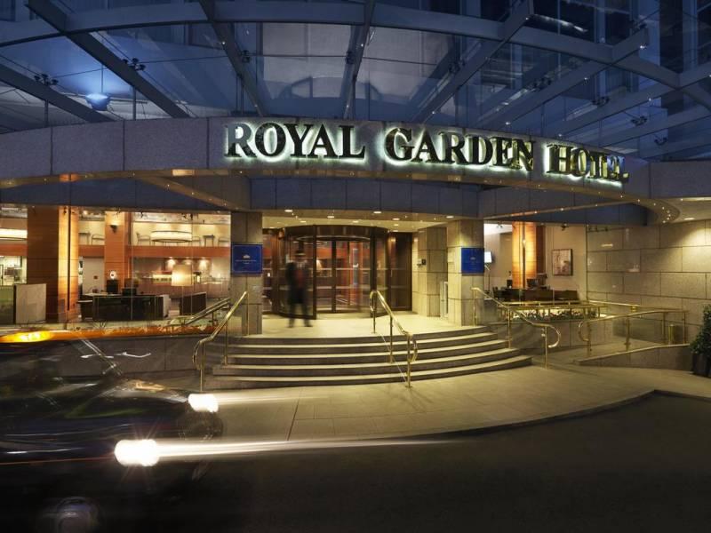 Royal Garden - 5 Star Tour