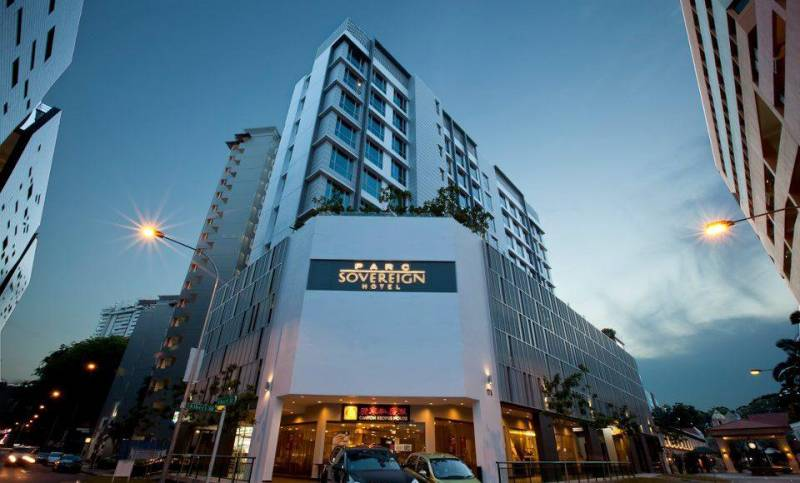 Parc Sovereign - Albert Street Hotel