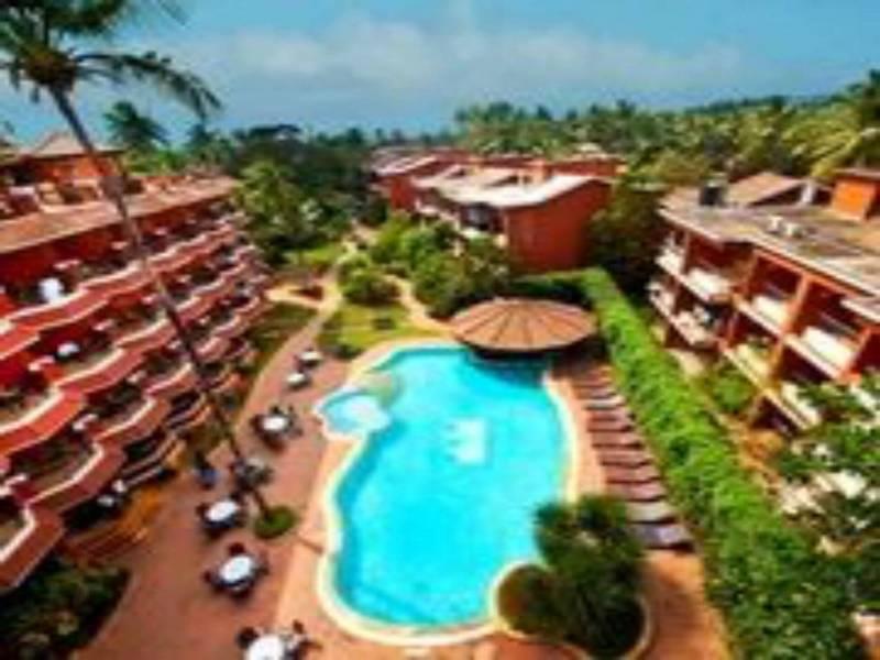 The Baga Marina Hotel