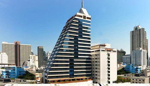 Amari Boulevard Bangkok - 4 Star Tour