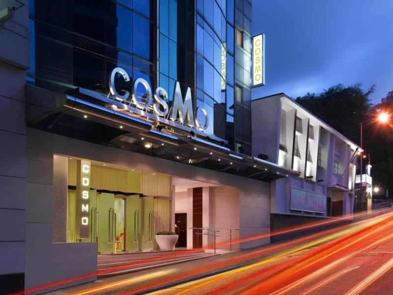 Cosmo Hotel Hong Kong - 4 Star Tour