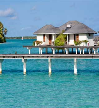 Kurumba Maldives - 4 Star Tour