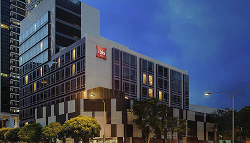 Ibis Singapore Novena - 3 Star Tour