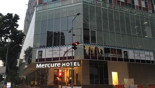 Mercure Singapore Bugis - 4 Star Tour
