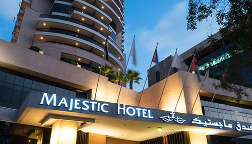 Majestic Hotel - 4 Star Package