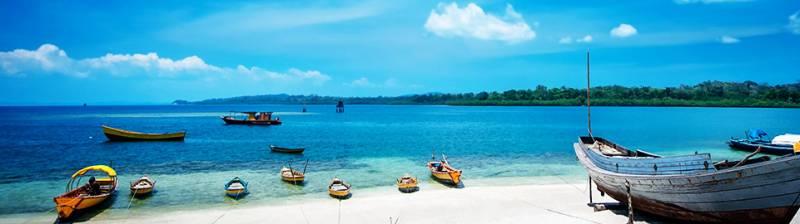 Chennai Port Blair Havelock Tour