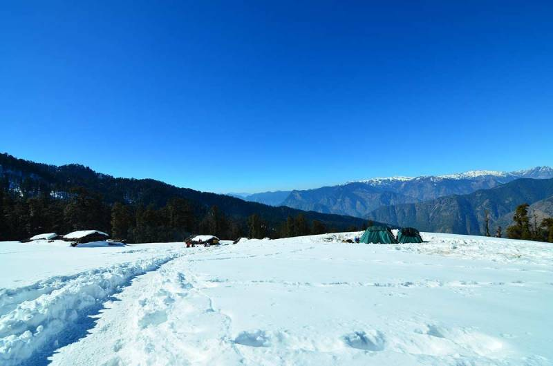 Trek to Kedarkantha Tour