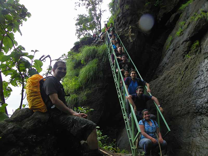 Bhimashankar Monsoon Trek Tour