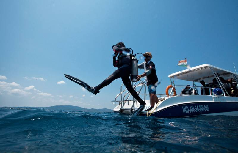 Open Water Diver (owd) Course