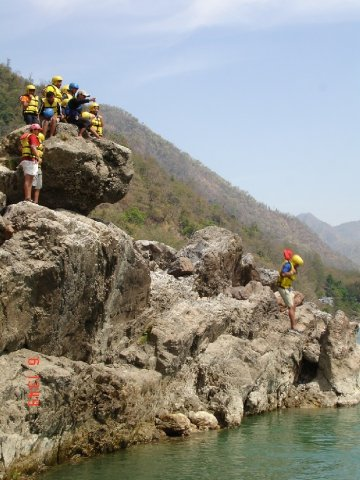 Ganga Rafting Tour