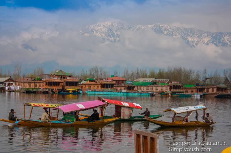 Jammu With Pahalgam Tour 7 Days