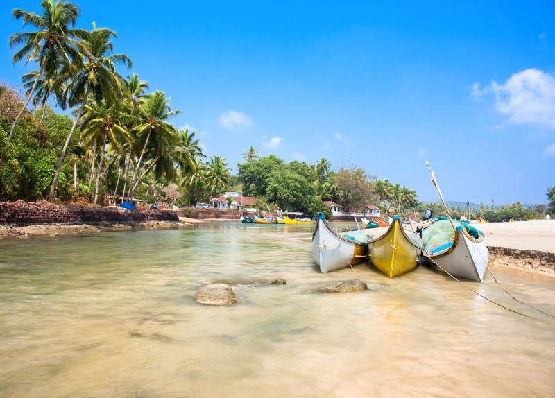 5 Days Goa Tour