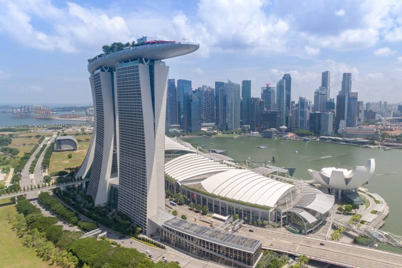 5n 6d Kl and Singapore Tour