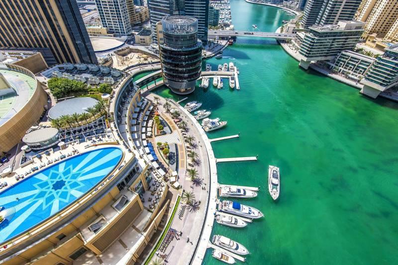 United Arab Emirates Full Tour