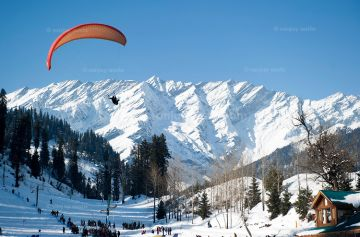 Shimla with Manali By Dzire Cab Tour
