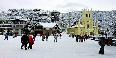 Shimla Volvo Package  03 Days