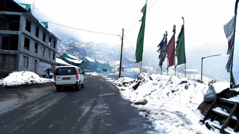 The Gateway of Himalaya Tour