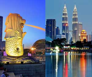 Malaysia & Singapore with Airfare Tour