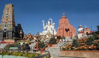 Bagdogra with Namchi Chardham Tour