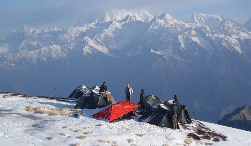 Kuari Pass Trek 06 Days Tour