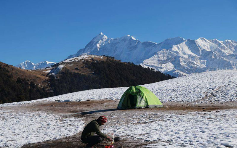Brahramtal Trek Tour