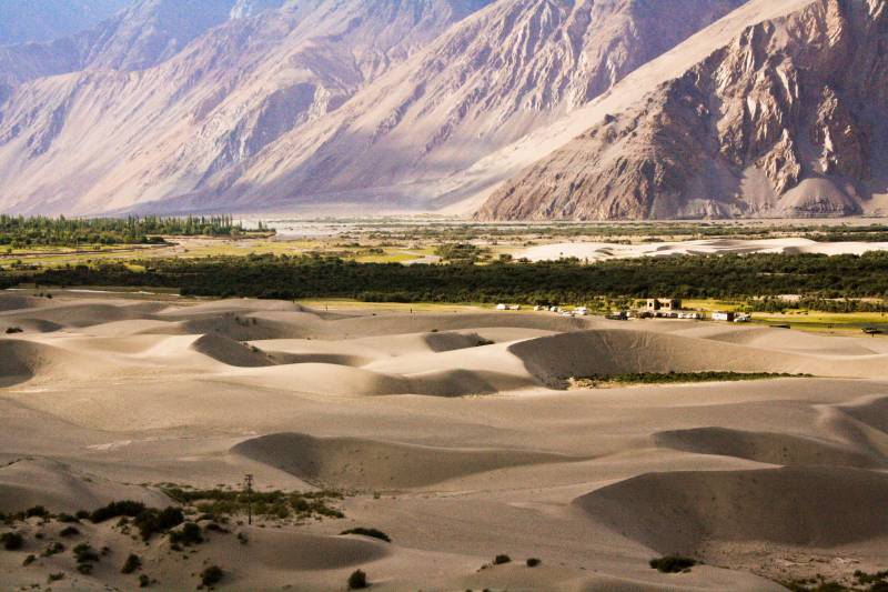 Leh, Lamayuru, Pangong ,Leh - 5 Nights / 6 Days