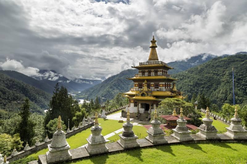 3nights & 4 Says Bhutan Tour