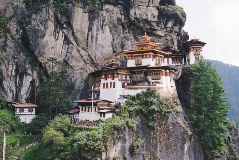 Mystic Bhutan Tour