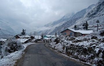 Gangtok North Sikkim Tour  8 Days