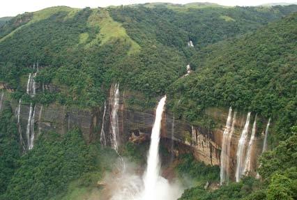 Guwahati with Shillong Tour 7 Days