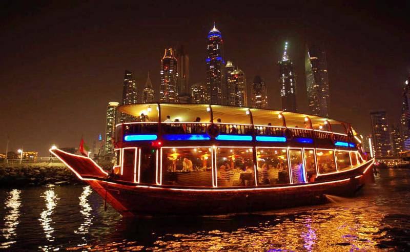 Free and Easy Dubai 3-nights