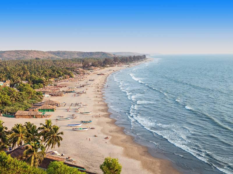 Goa Tour4D/3N